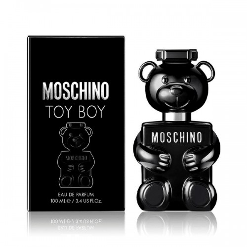 Moschino Toy Boy Eau de Parfum 100ml | Ανδρικά Αρώματα στο Aromatisou
