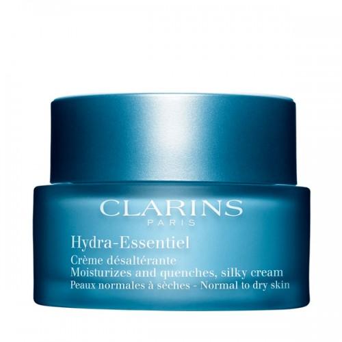 Clarins Hydra-Essentiel Cream Normal to Dry Skin 50ml | Κρέμα Ημέρας στο Aromatisou
