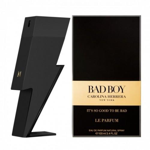 Carolina Herrera Bad Boy Eau de Parfum 100ml | Ανδρικά  στο Aromatisou