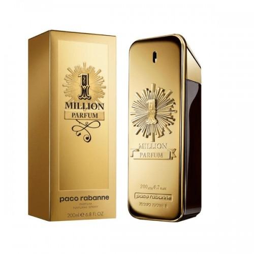 Paco Rabanne 1 Million Eau de Parfum 200ml | Ανδρικά Αρώματα στο Aromatisou